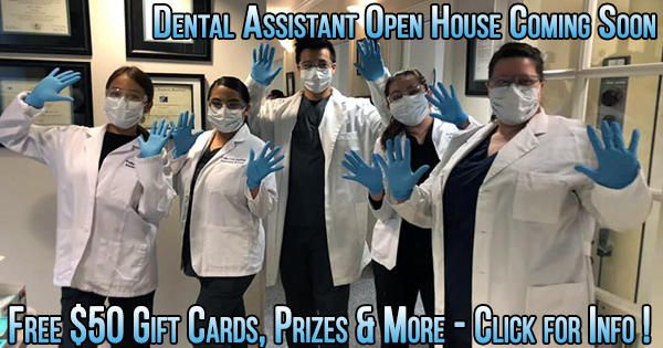 Dental Assisting Open House